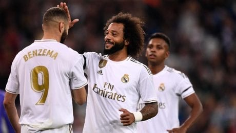 "Sport News: Marcelo: ""I couldn't breathe"""