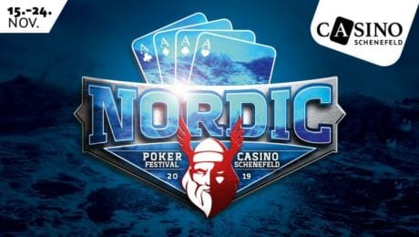 Casino Schenefeld - Five more tickets awarded for Nordic Poker Festival