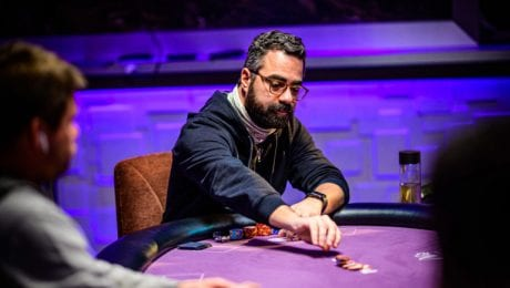 Poker Masters - Orpen Kisacikoglu Leads at NLH $25k Final Table