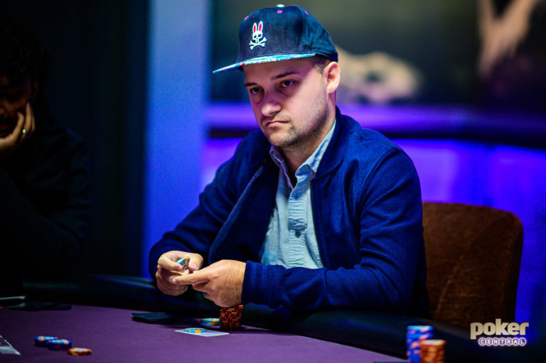 Poker Masters 2019: Ryan Laplante Leads the $10k PLO Event