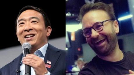 Andrew Yang - US President of Poker Players?