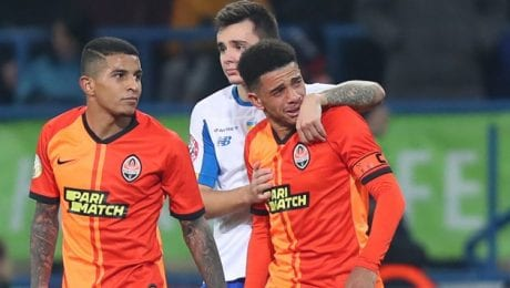 When Taison sees red, he's not the only one crying