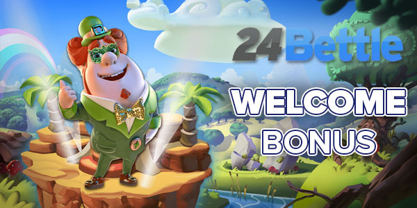 24Bettle Casino Welcome Bonus