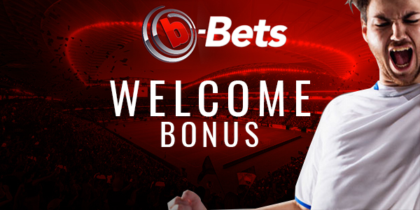 b-bets sports welcome bonus