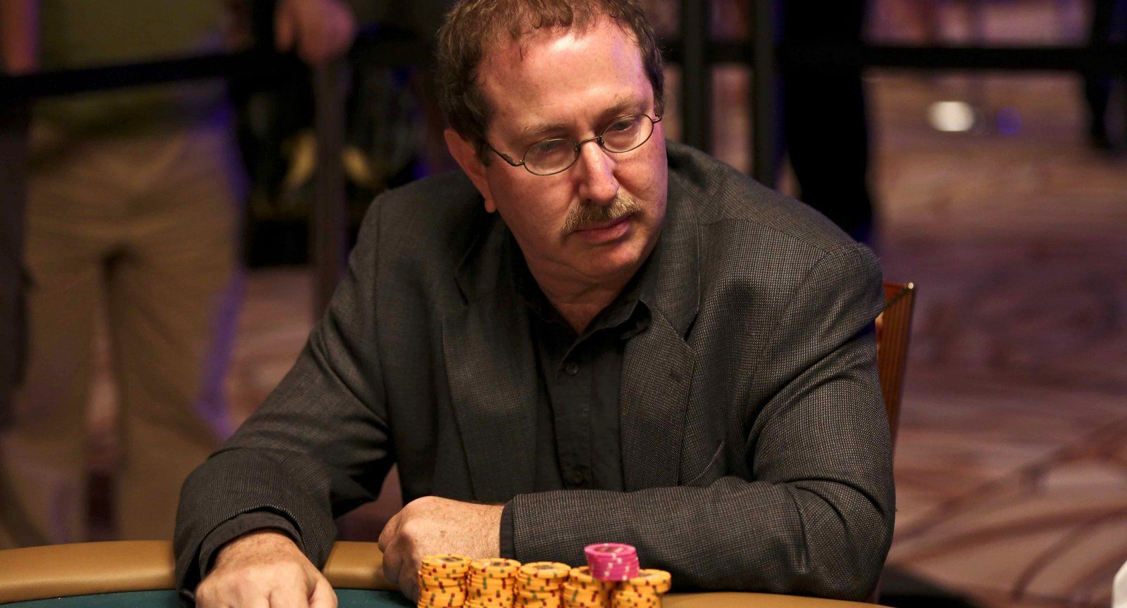 Norman Chad criticizes Late-Reg decision of WSOP