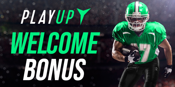 PlayUp Sports Welcome Bonus