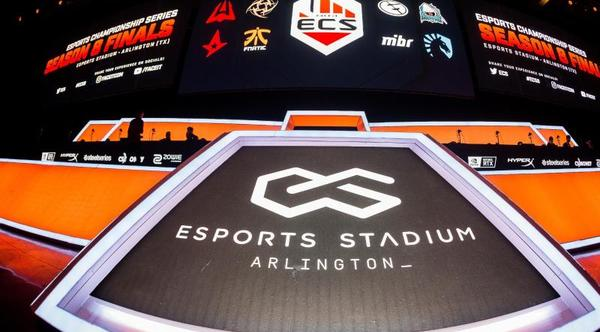 Astralis wins the eighth ECS season at Arlington