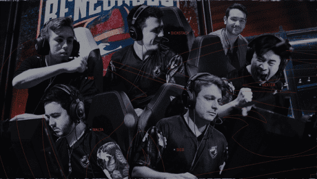 CS:GO - Renegades return to the island