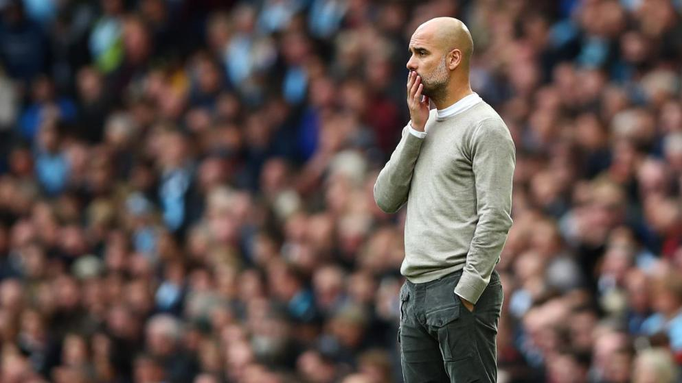 City before Master K.O.! What Guardiola says