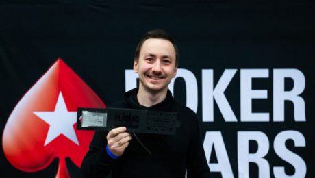 EPT Prague - Evgenii Shibaldin gets Platinum Pass