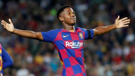 Sport News: Barca's child prodigy astonished