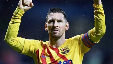 Sport News: Will Messi leave Barça?
