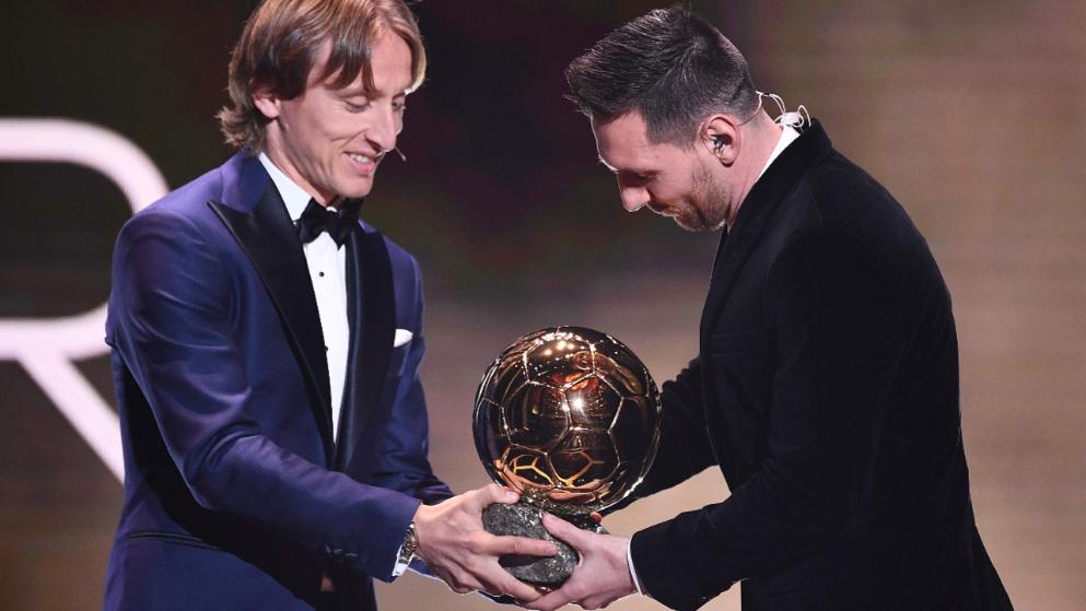 "Modric teases Ronaldo: ""In football, respect is important"""