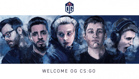 E-Sport News: OG founds its own CS:GO team