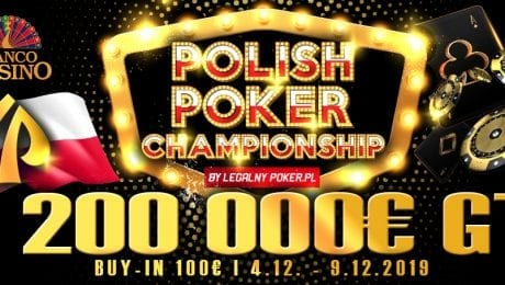 Polish Poker Championship launches today at Banco Casino Bratislava