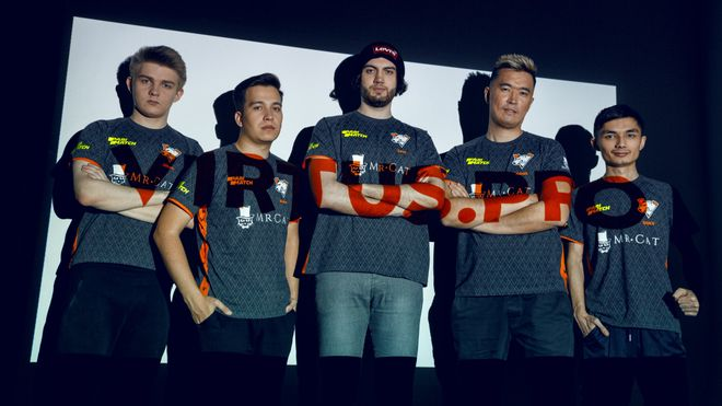 E-Sport News: Virtus.pro takes over AVANGAR