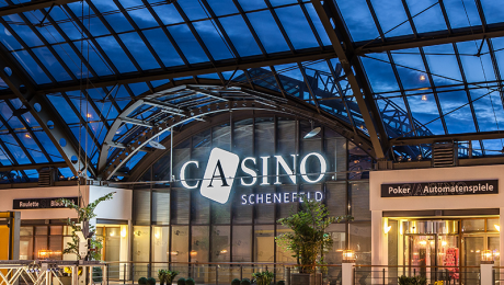"Casino Schenefeld: A deal for seven in the ""Funky Deepstack"" tournament"