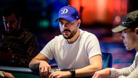 Australia Poker Open - Farid Jattin with monster chiplead at Event #4
