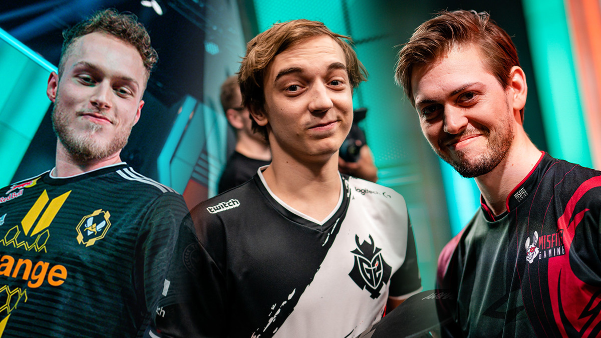 LEC: G2-Roleswap, Misfits course change and fresh wind for Vitality