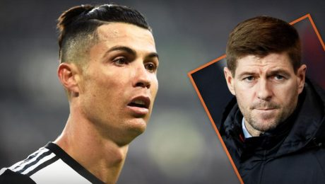 Gerrard: Why Ronaldo can't make it on my dream team