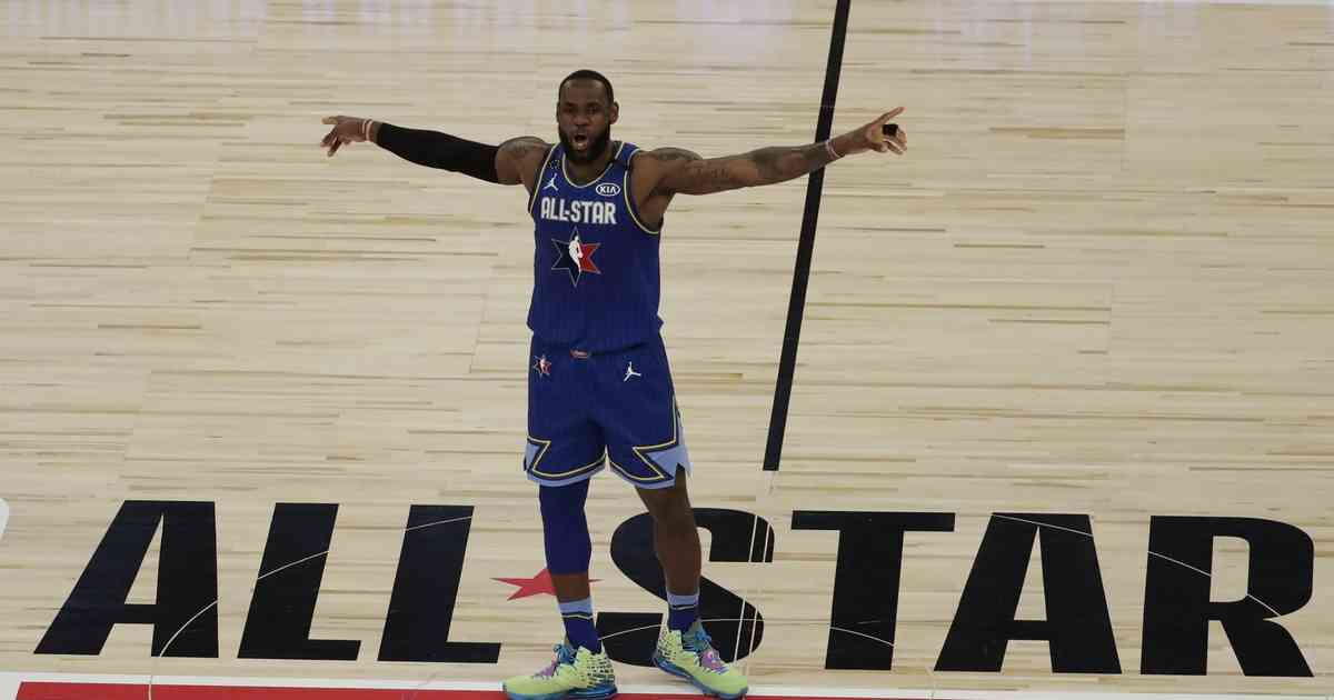 NBA All-Star Game 2020: Team LeBron wins the crazy game