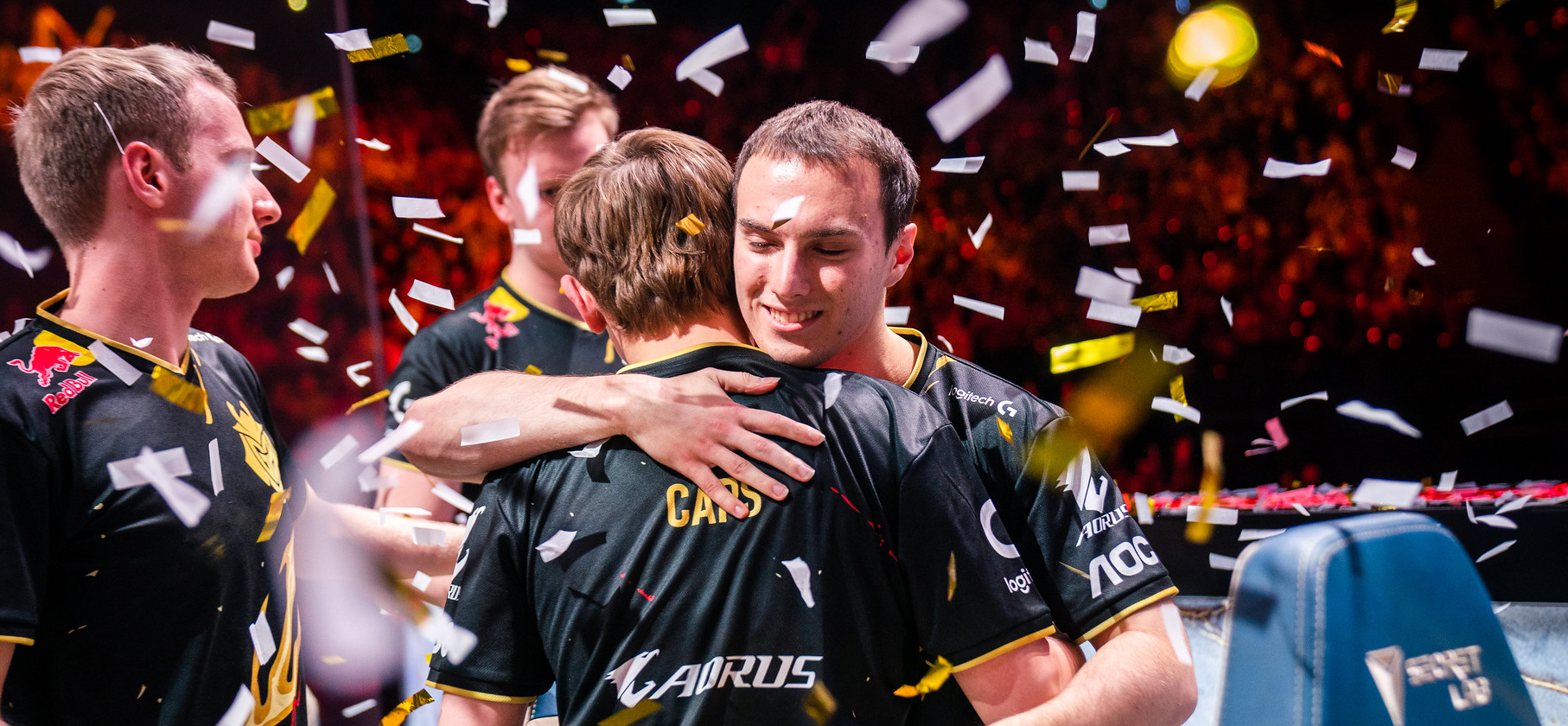 "LoL: The other side of G2 success - ""Being human again"""
