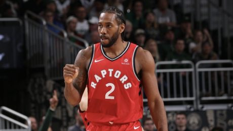 NBA: The Raptors' triumphal procession continues