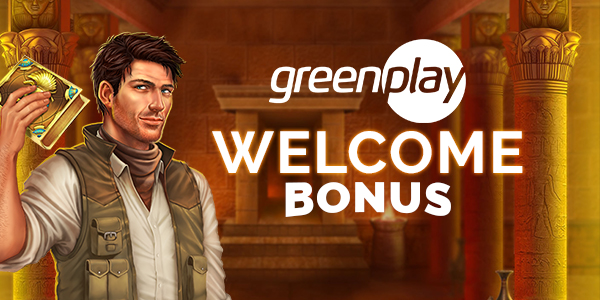 greenplay Casino Welcome Bonus