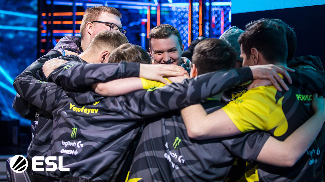 Astralis Pulverized - Na`Vi enters the final of IEM Katowice