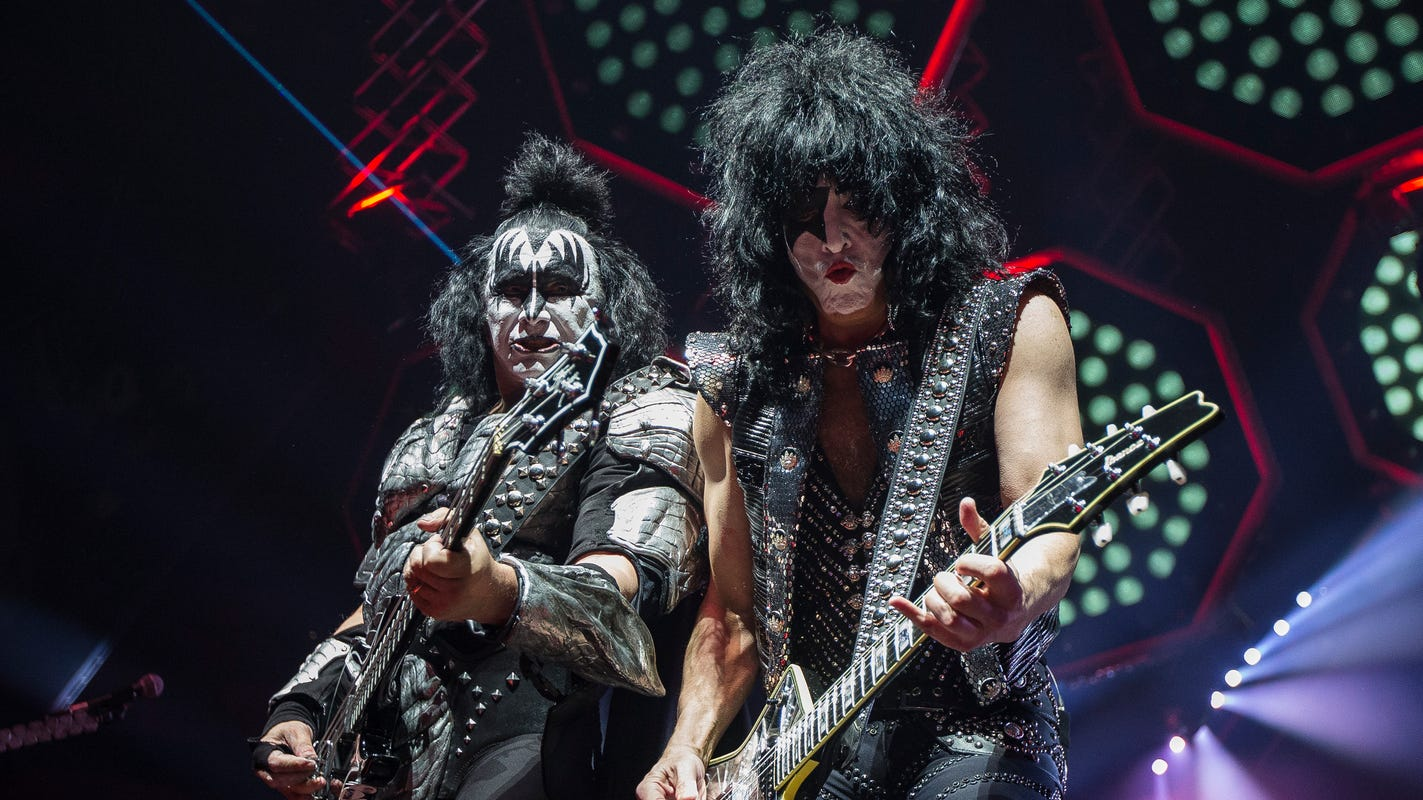 Rock band KISS plans Casino in Mississippi