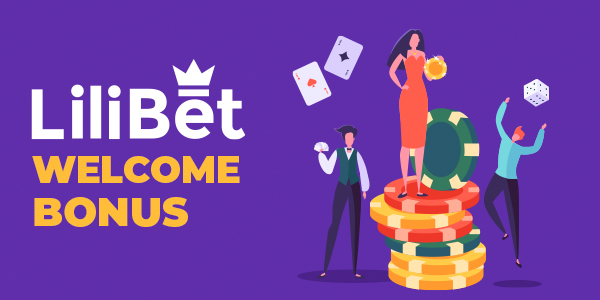 LiliBet Casino Welcome Bonus