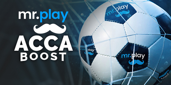 Mr Play Acca Boost
