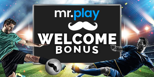 mr play Sports Welcome Bonus