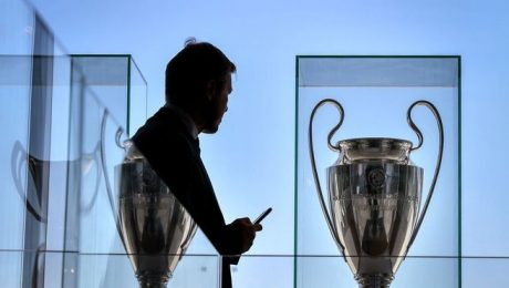 UEFA postpones Champions and Europa League finals