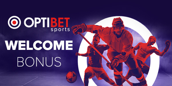 Optibet Sports Welcome Bonus
