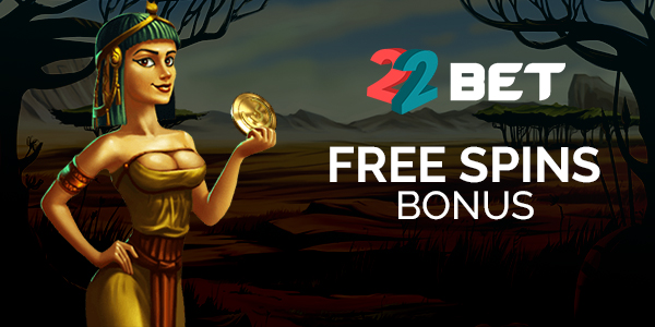 22Bet Casino Free Spins