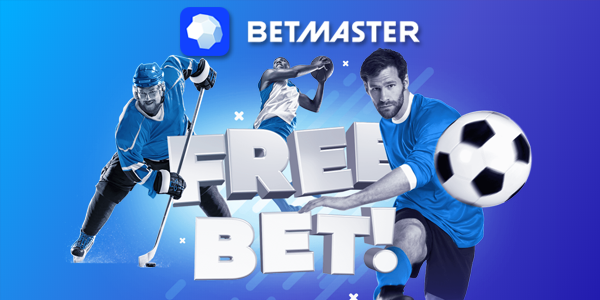 Betmaster Sports Free Bet