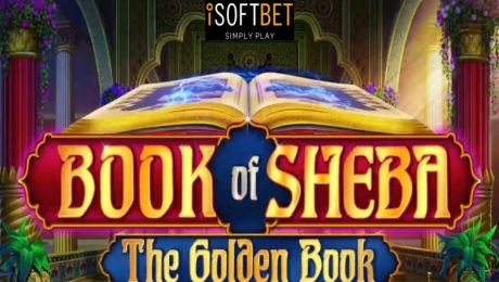 Book of Sheba by iSoftBet