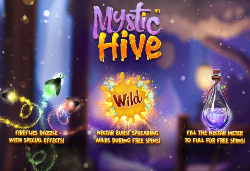 Mystic Hive by BetSoft