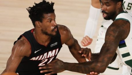 NBA Playoffs - Milwaukee vs Miami