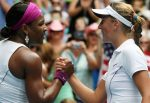 US Open: Victoria Azarenka defeats Serena Williams and returns to the finals