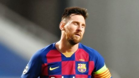 Messi Departure from Barcelona