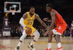 NBA: Los Angeles Lakers beat Houston in the finish
