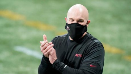 The loss to Carolina cost Dan Quinn, his job in Atlanta.