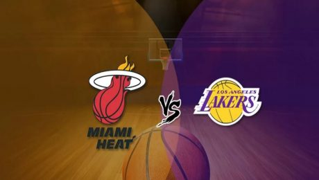 Los Angeles Lakers beat the Miami Heat and came within one step of the title