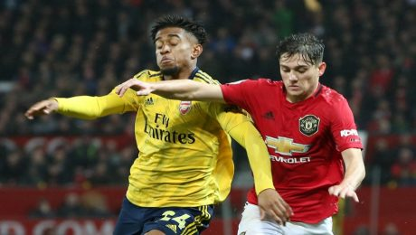 Manchester United suffered a painful setback at Old Trafford against Arsenal during round 7 of the Premier League