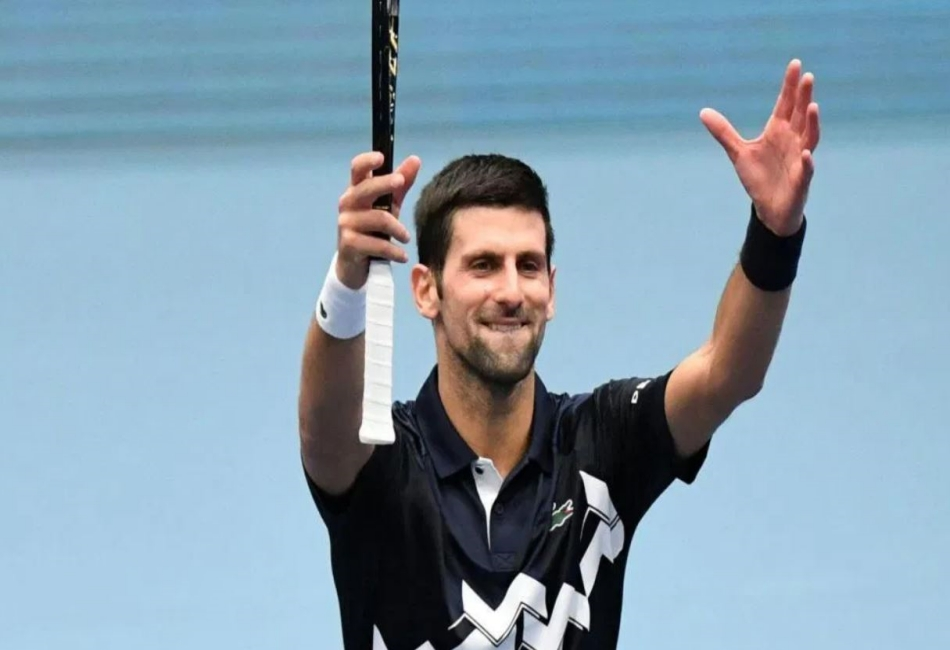 Novak Djokovic continues to be number one in the ATP