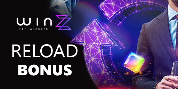 Winz Casino Reload Bonus